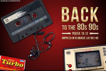 Back to the 80's and 90's