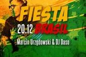 Brazilian fiesta on djembe rhythms