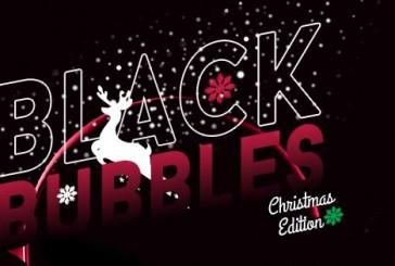 Black bubbles – Christmas edition