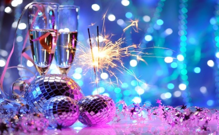 Raise your glass for 2015!