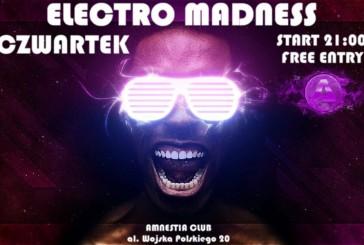 Electro Madness @Amnestia Club