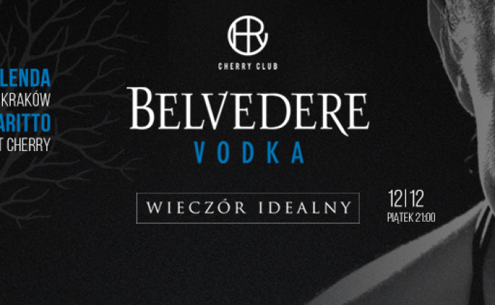 Belvedere vodka party in Wroclaw