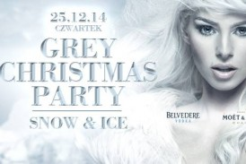 Grey Christmas party
