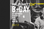 MalfunktiON b-day party