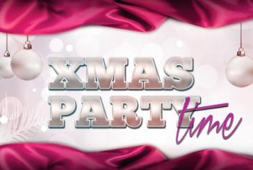 X-mas party time @Unique