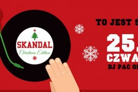 Skandal – Christmas edition @SODA