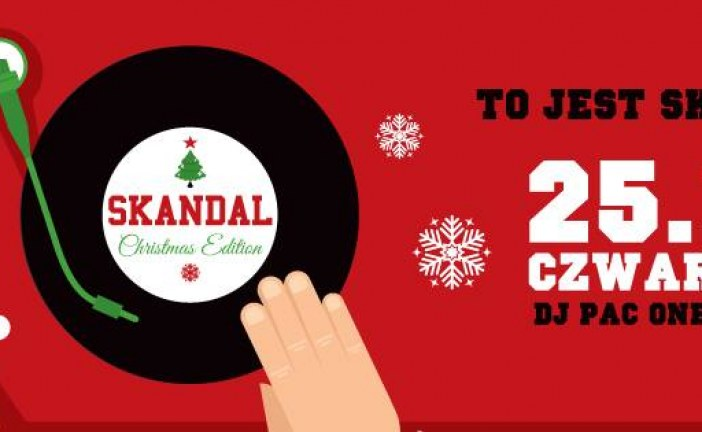 Skandal – Christmas edition @SODA
