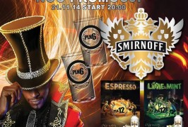 Smirnoff party
