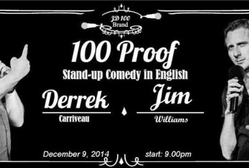Stand-up Comedy in English