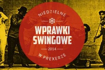 Sunday Swing Dance Practice in Prexer