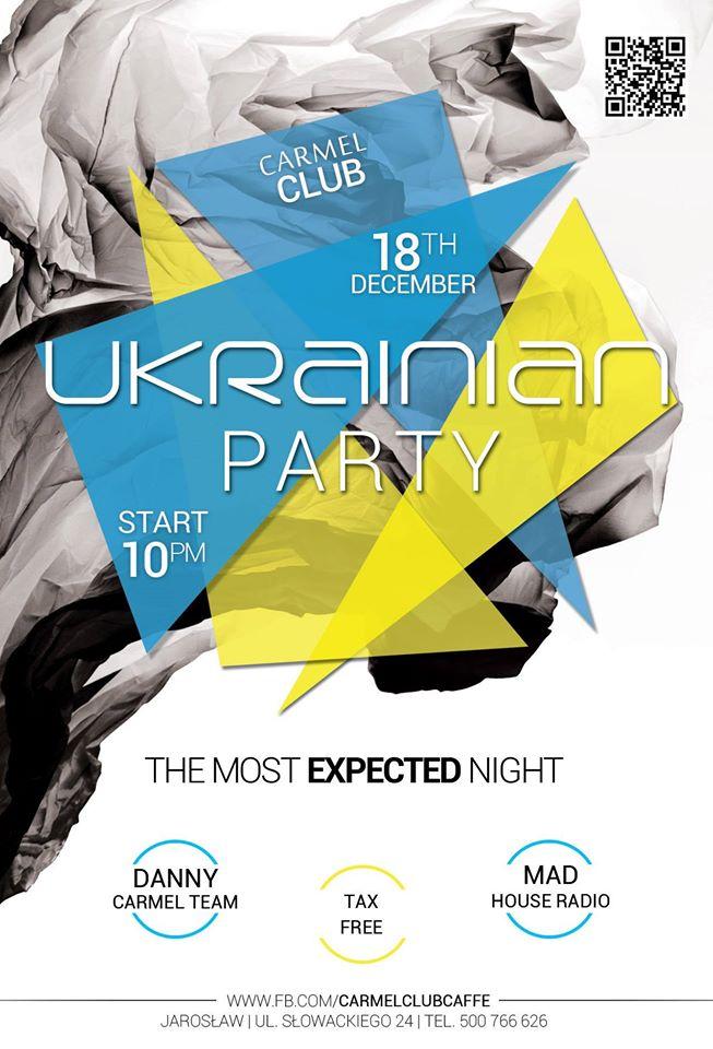 ukranian party