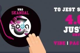 3 years of Soda Club @Bydgoszcz