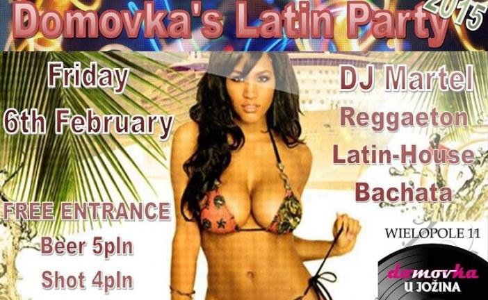 Latin party @Krakow