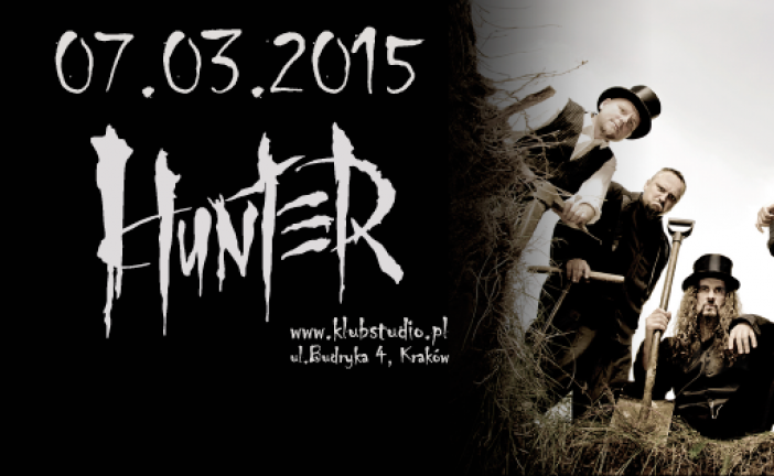 Hunter rock concert @Krakow