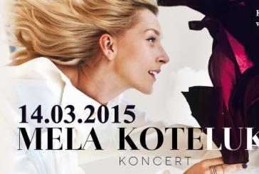 Mela Koteluk in concert @Krakow